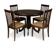 Стол и 6 стульев Малайзия 160 000 тенге