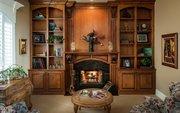 горки и шкафы - мебель для гостинной